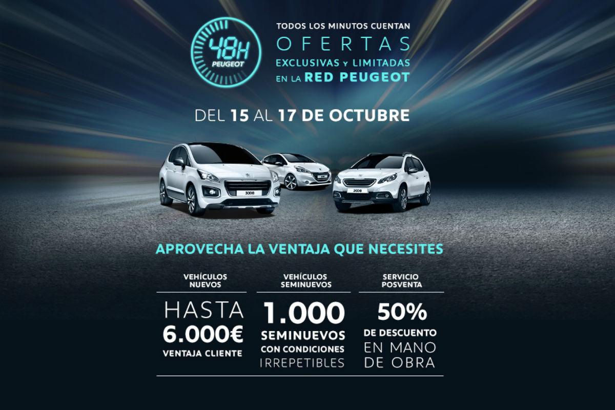 Peugeot: la oportunidad de tu vida para comprarte uno