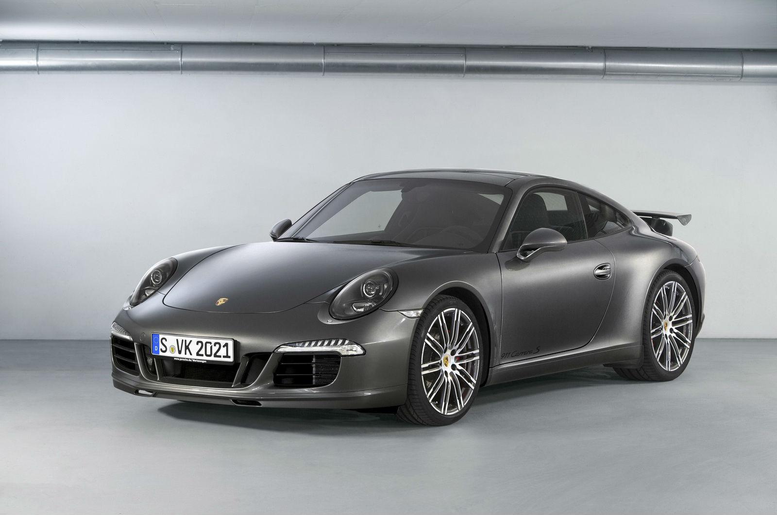 Porsche 911 Carrera S Tequipment