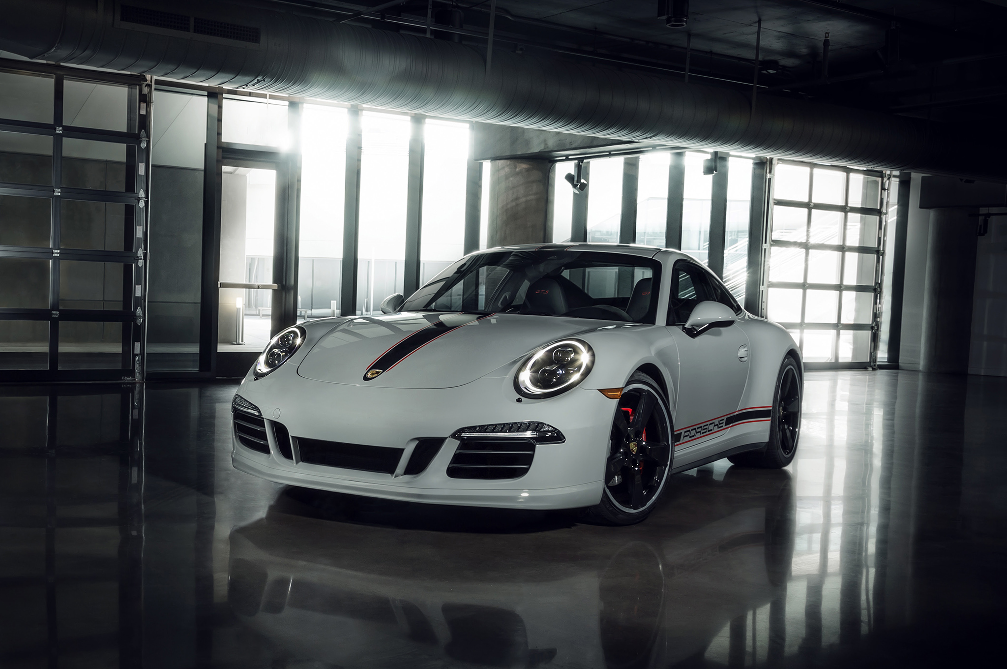 Porsche 911 Rennsport 1