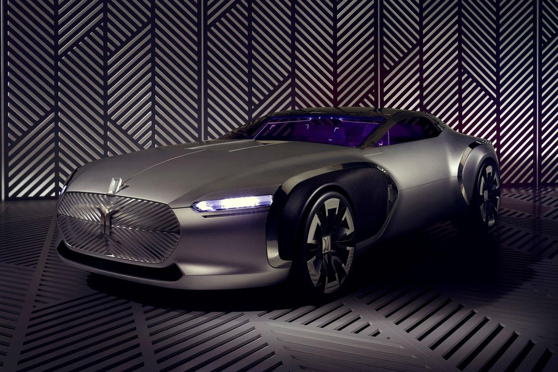 Renault Coupé Corbusier Concept, un sueño sin límites