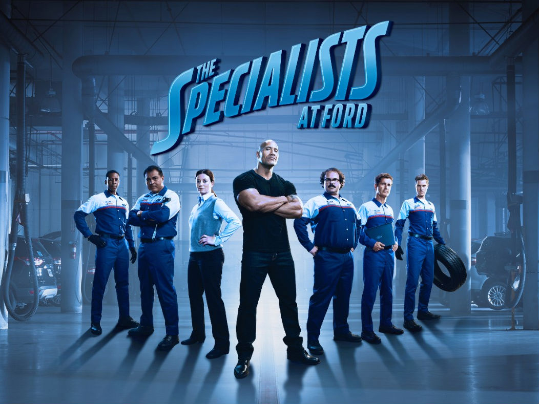The Specialist at Ford