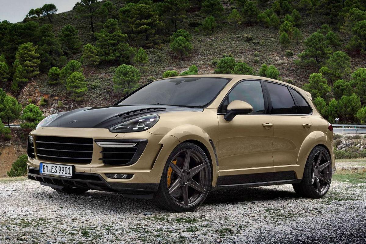 TopCar Vantage Gold Edition 1