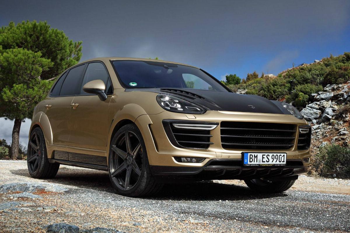TopCar Vantage Gold Edition 2