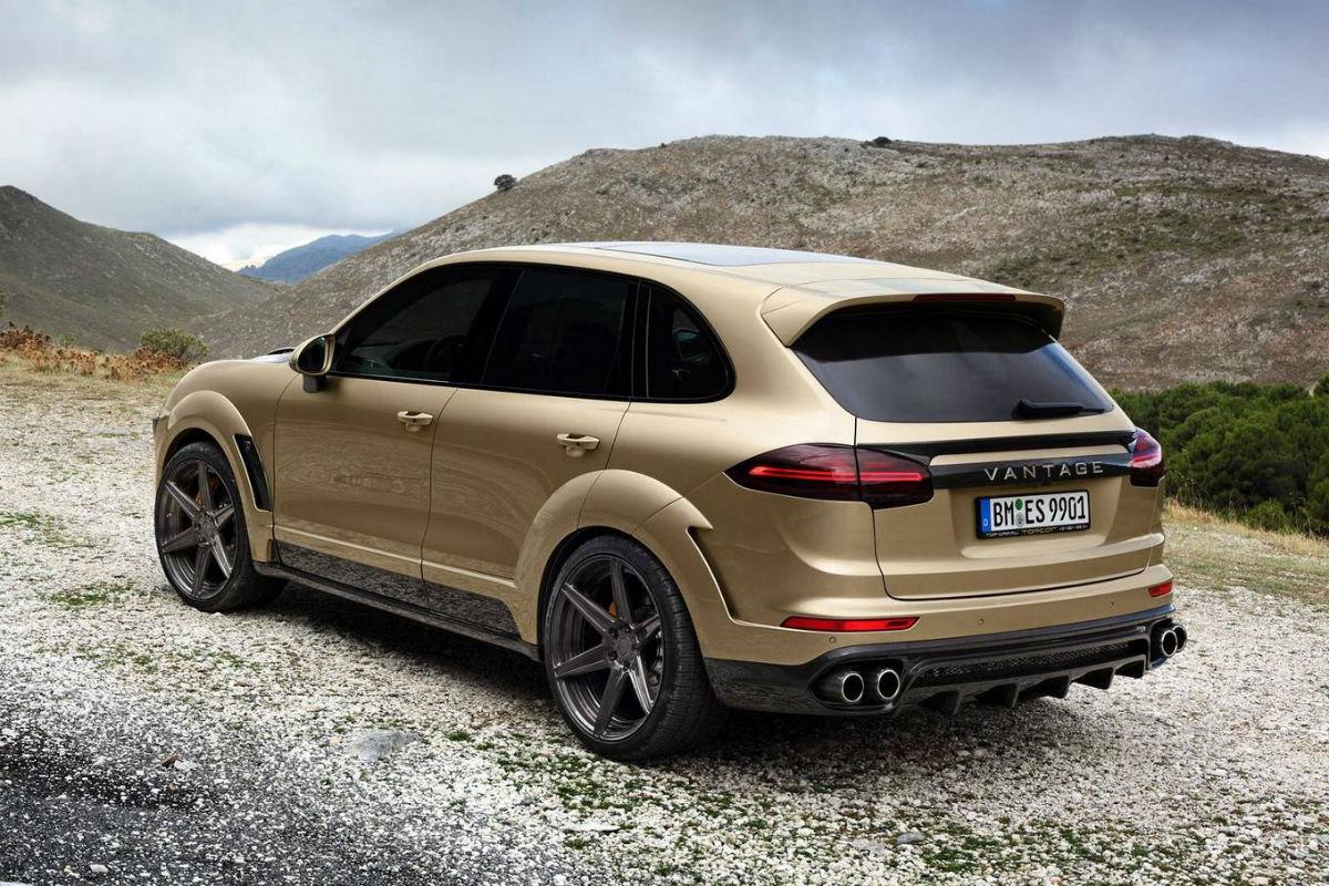TopCar Vantage Gold Edition 3