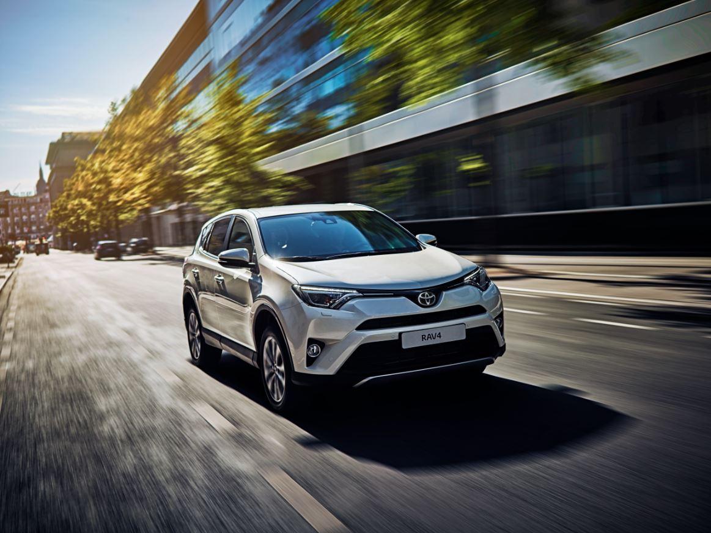 El nuevo Toyota RAV4 ya tiene precio