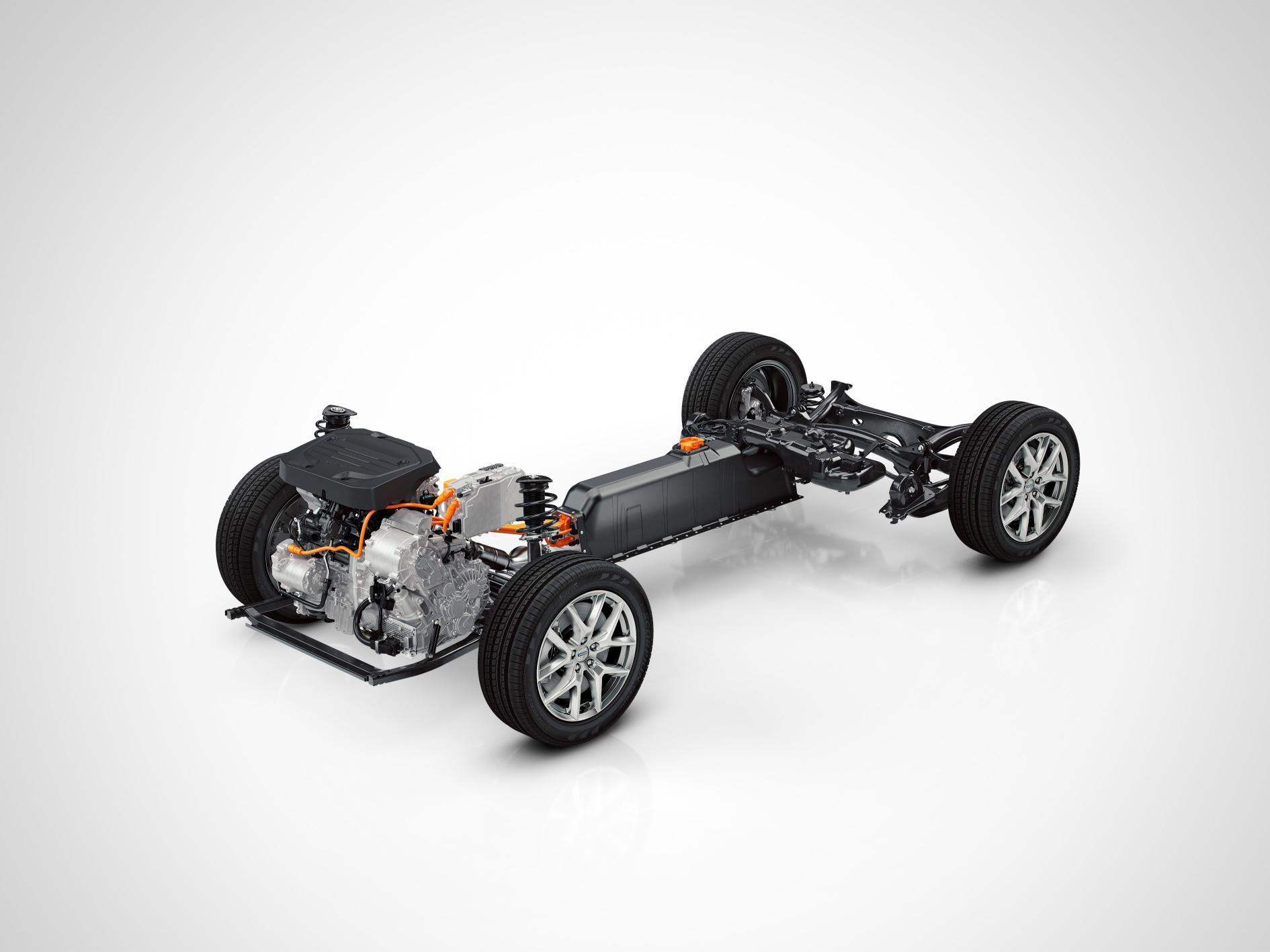 Volvo CMA, el embrión del futuro