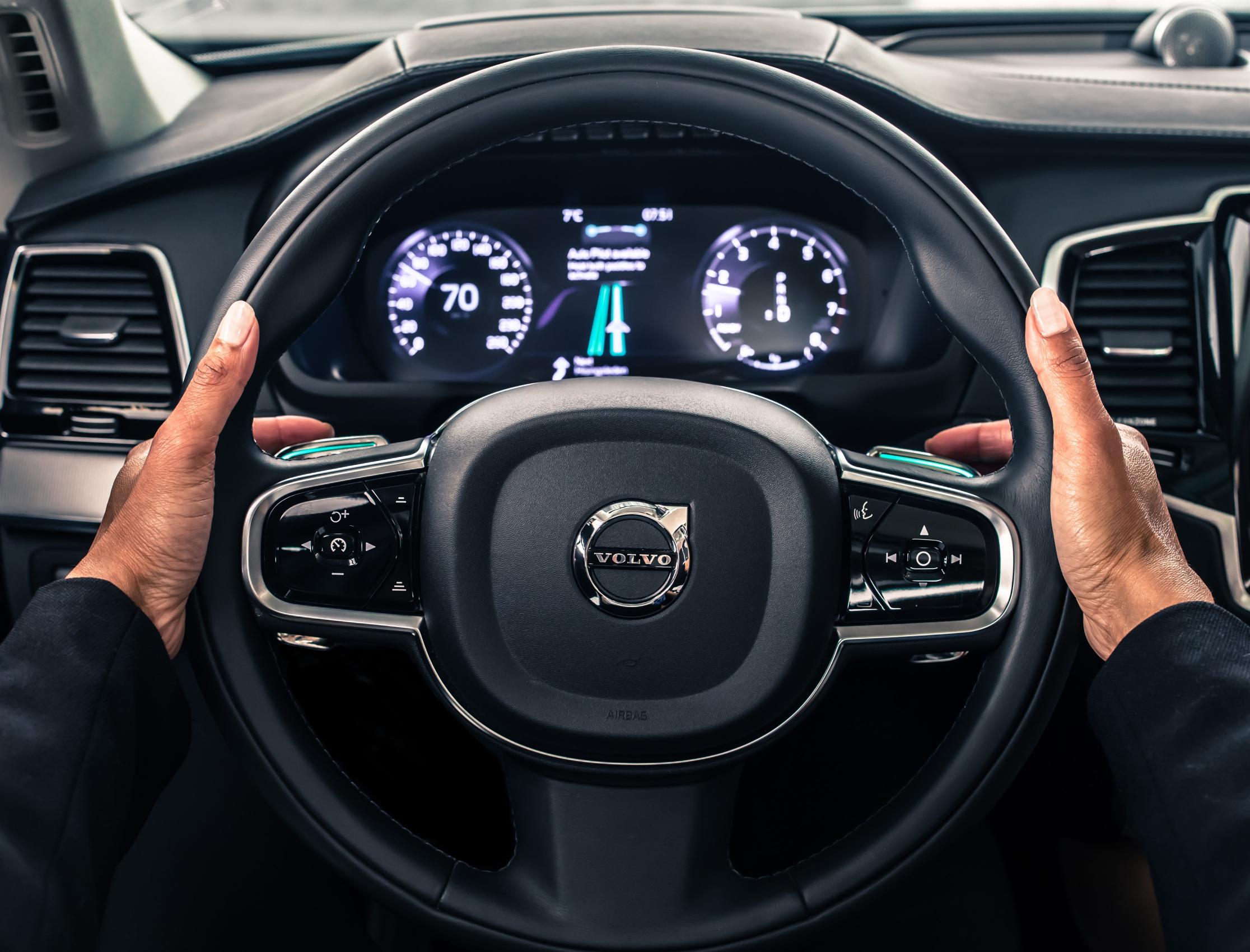 Volvo autonomo 2