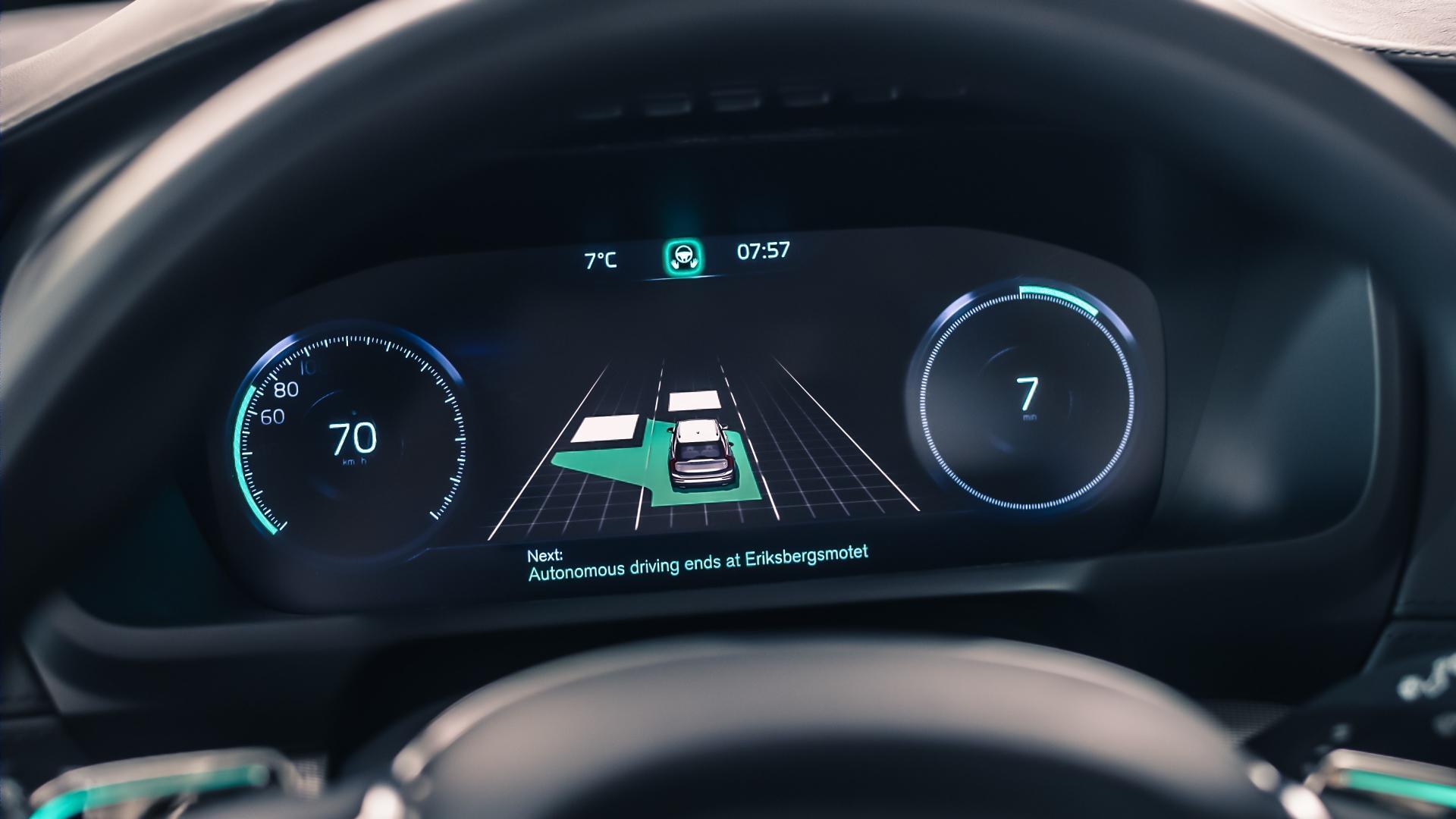 Volvo autonomo 3