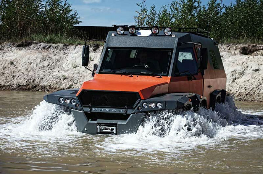 Avtoros Shaman 8x8 ATV 1