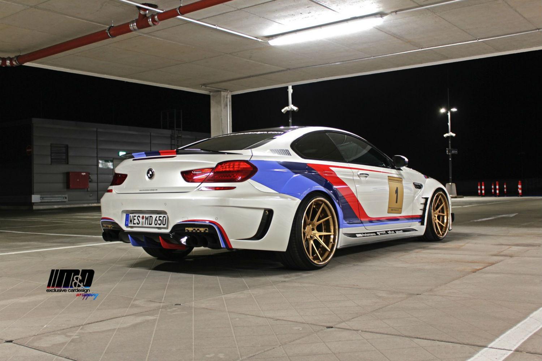 BMW 650i Prior Design 3