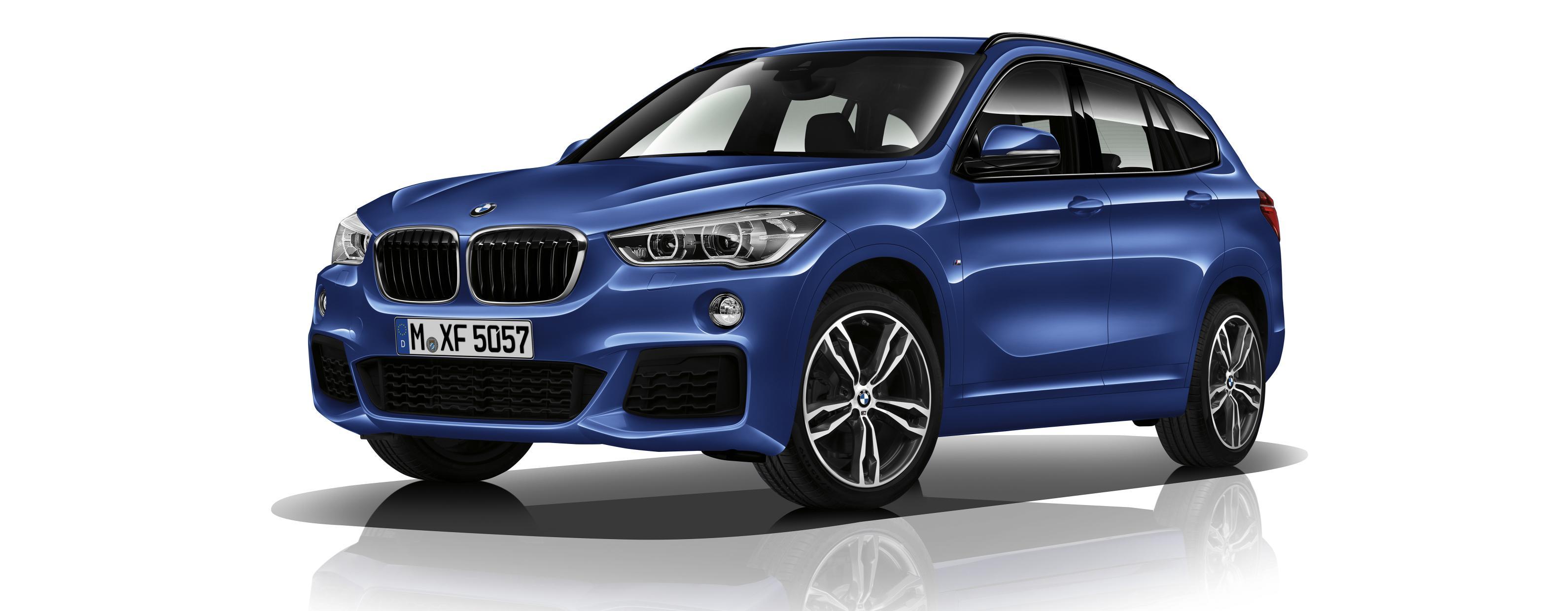 BMW X1 M Sport 1