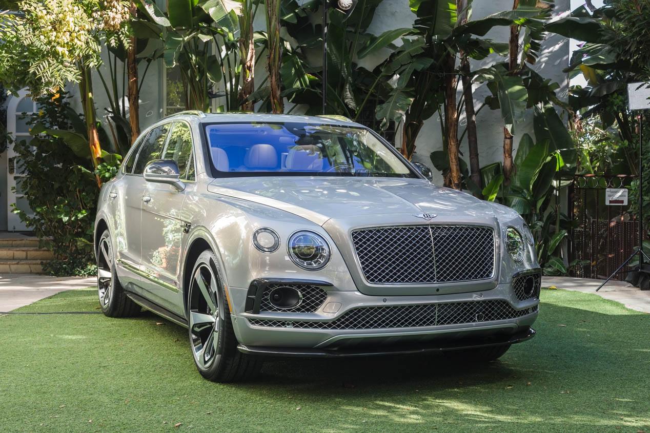 Bentley Bentayga First Edition 1