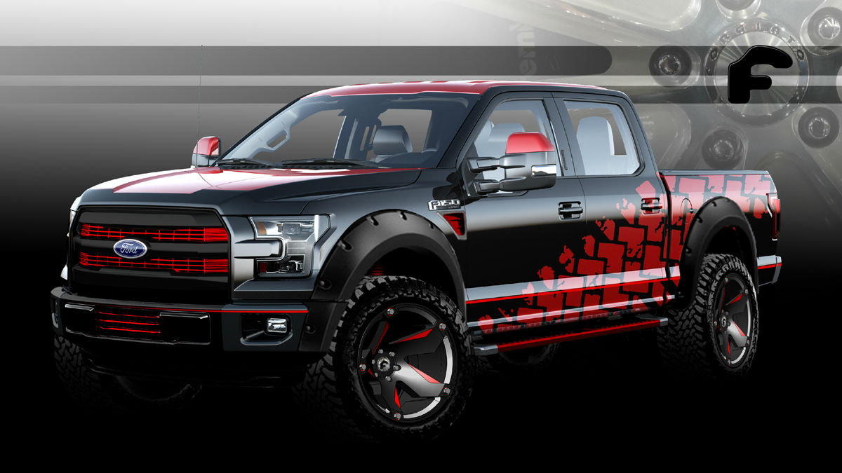 Forgiato F-150