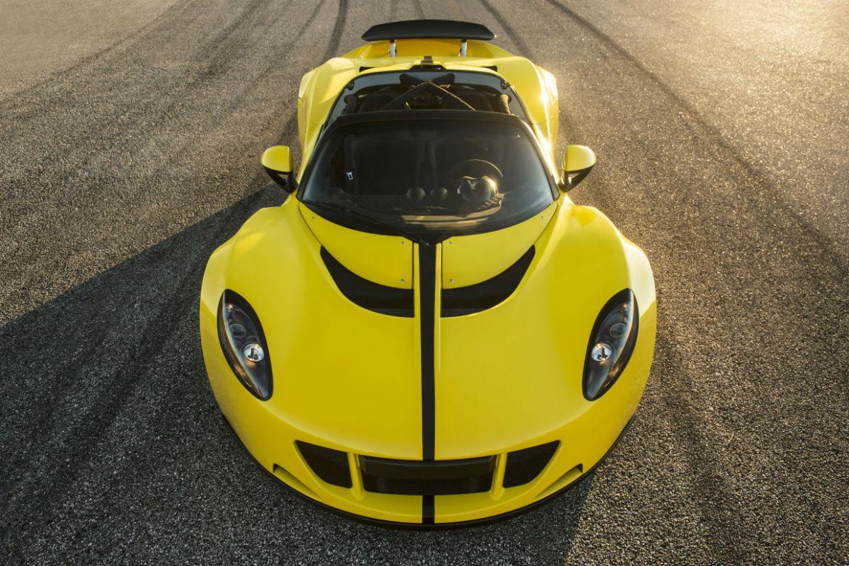 Hennessey Venom GT 1
