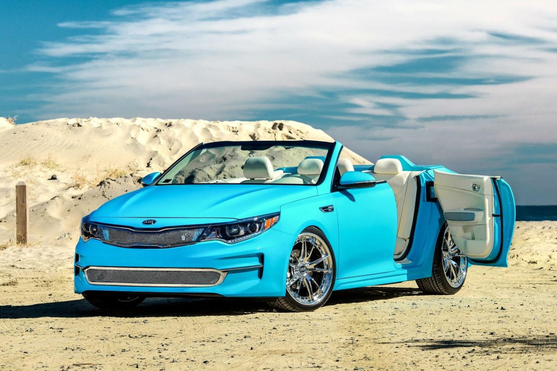 Kia Optima A1A Concept 1