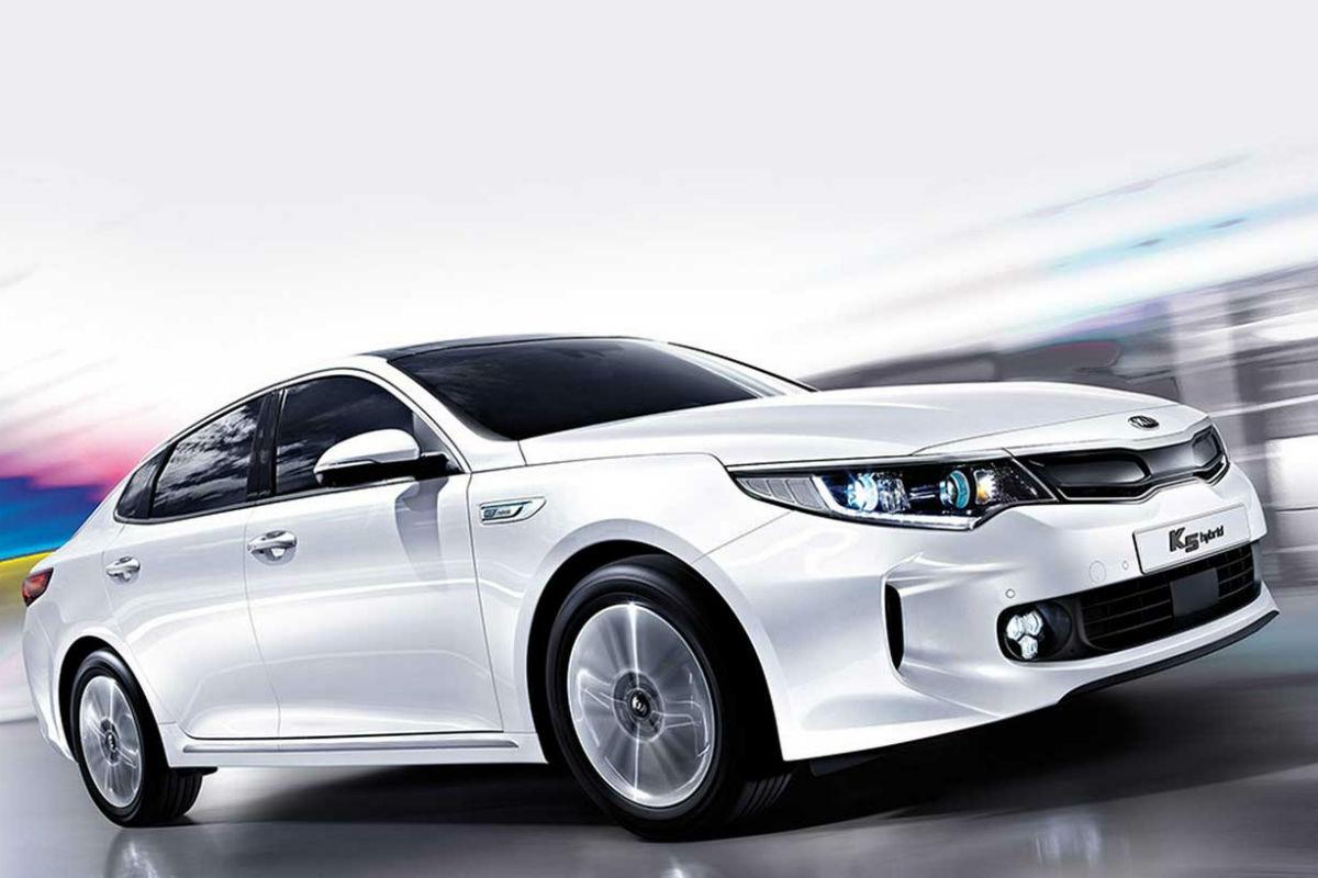 Kia Optima Hybrid 3