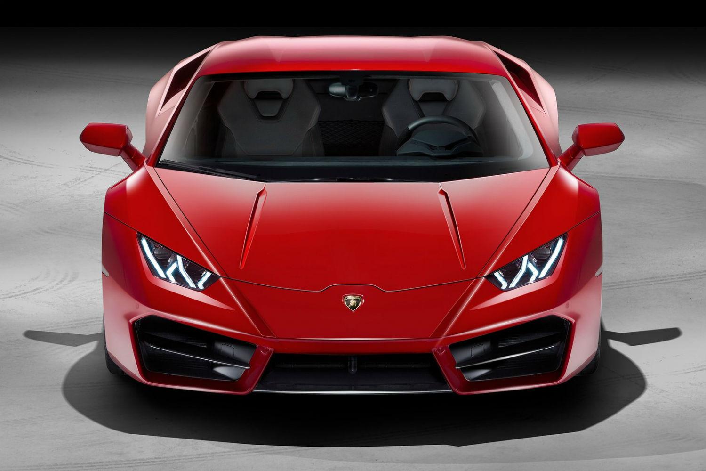 Lamborghini Huracan LP 580-2 2