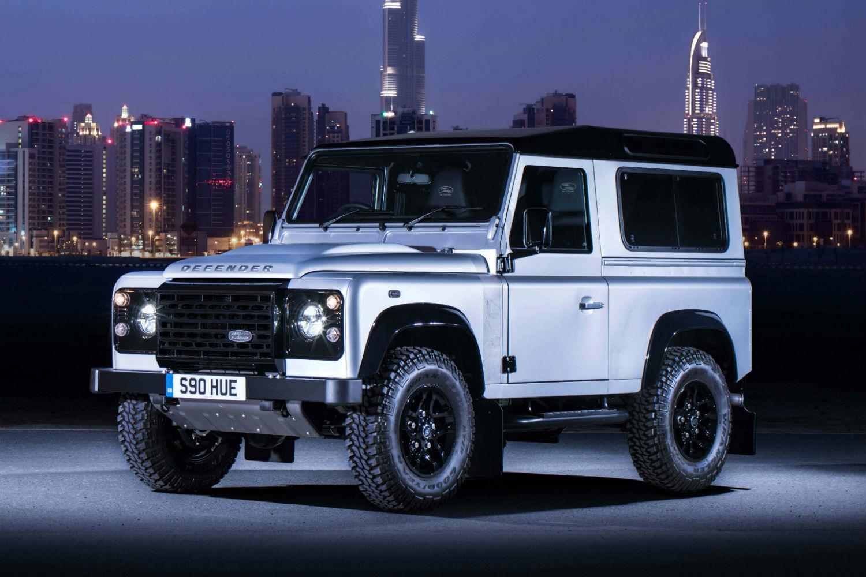 Land Rover Defender, la historia de la unidad 2 millones