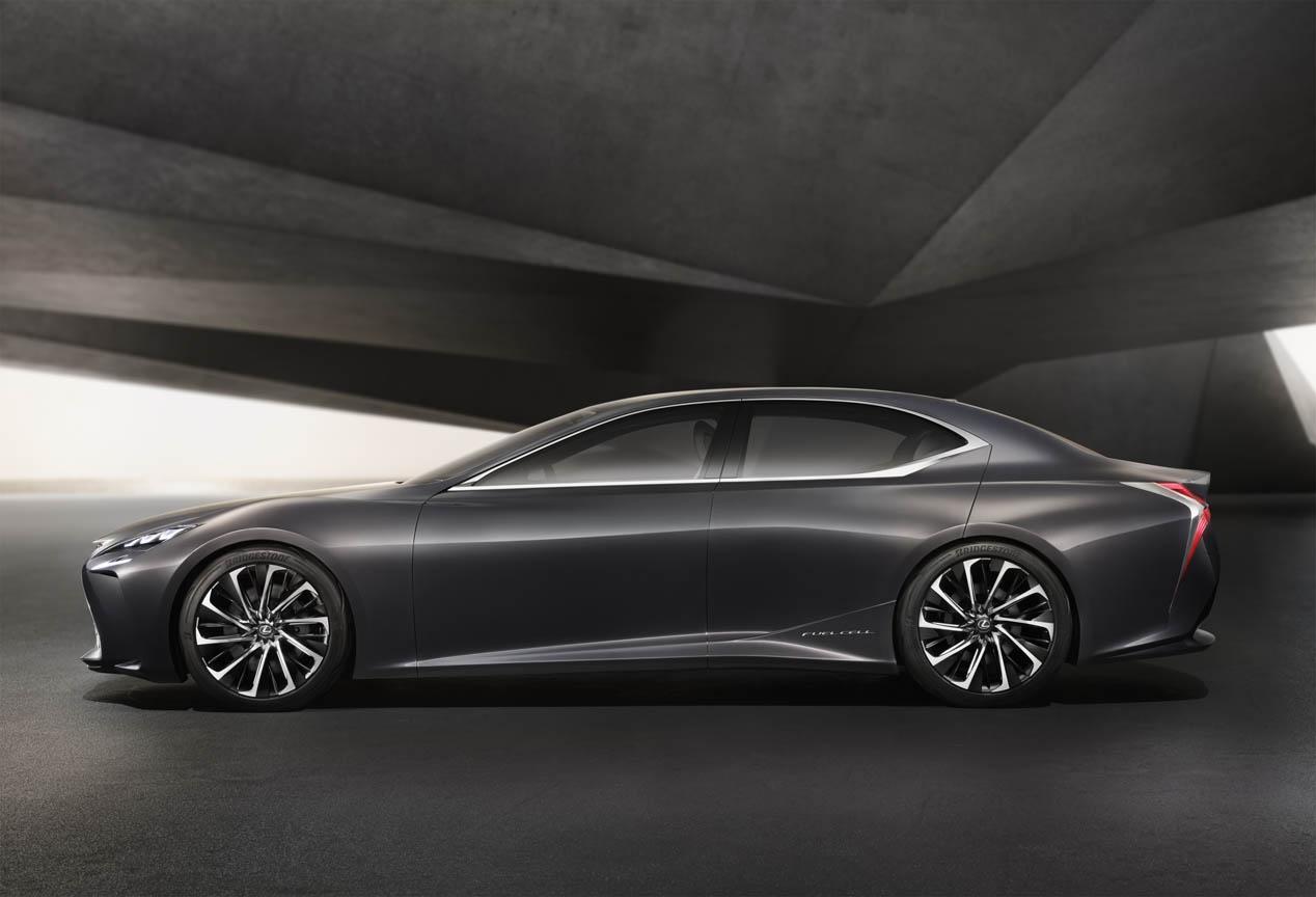 Lexus LF FC Concept 2