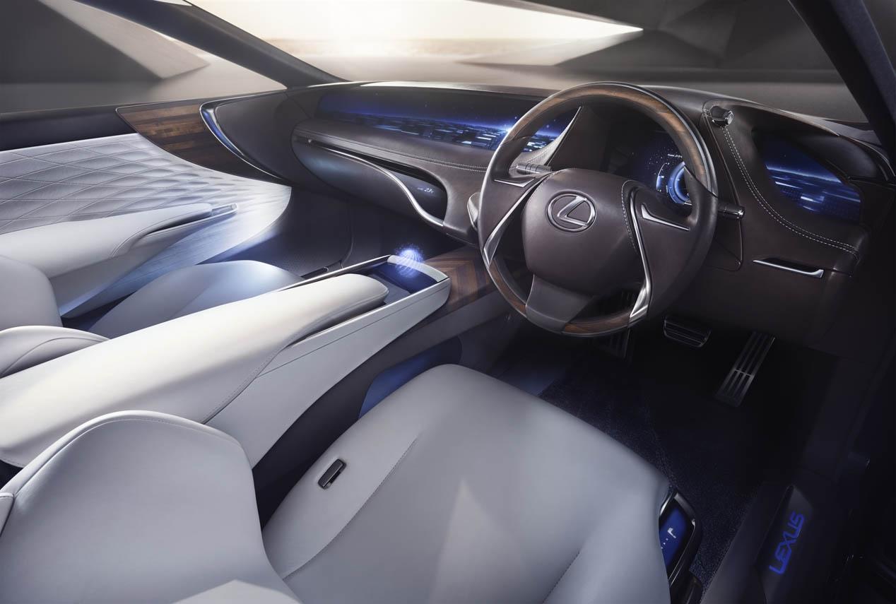 Lexus LF FC Concept 3