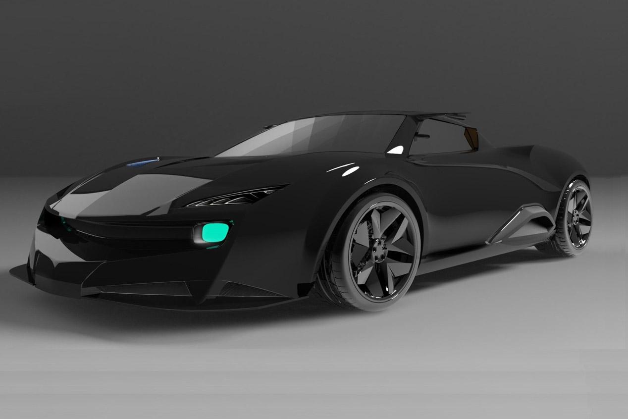 Mean Metal Motors M-Zero 1