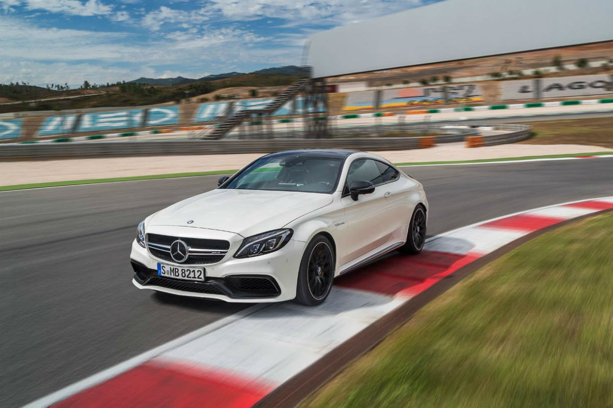 Mercedes Clase C 1