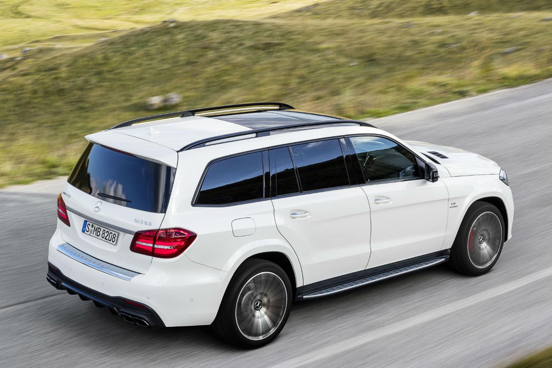 Mercedes GLS 4