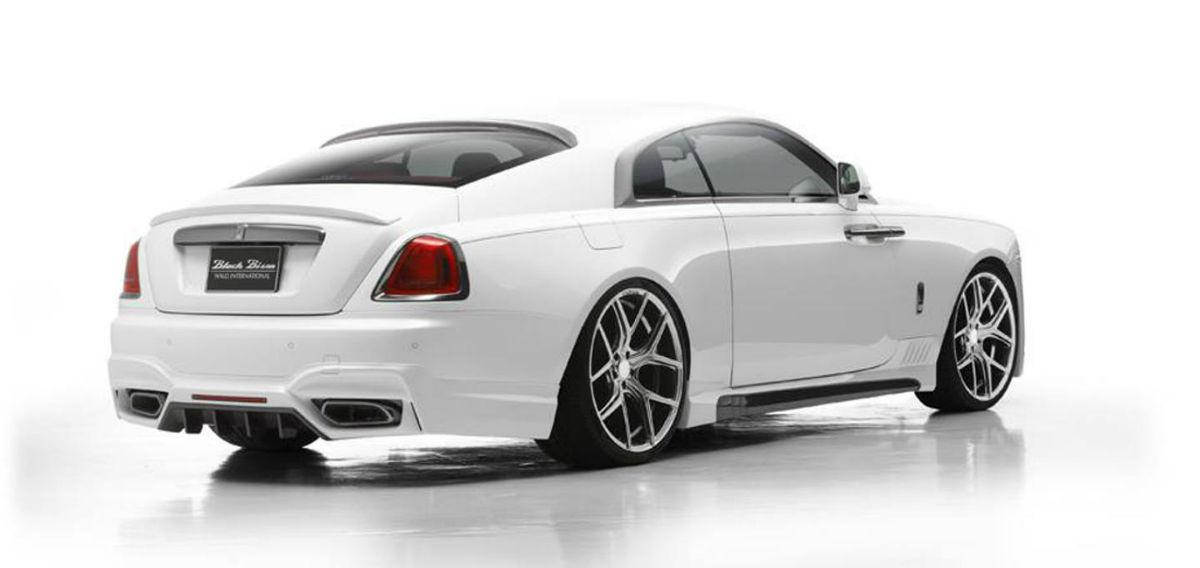 Rolls-Royce Wraith SEMA 2