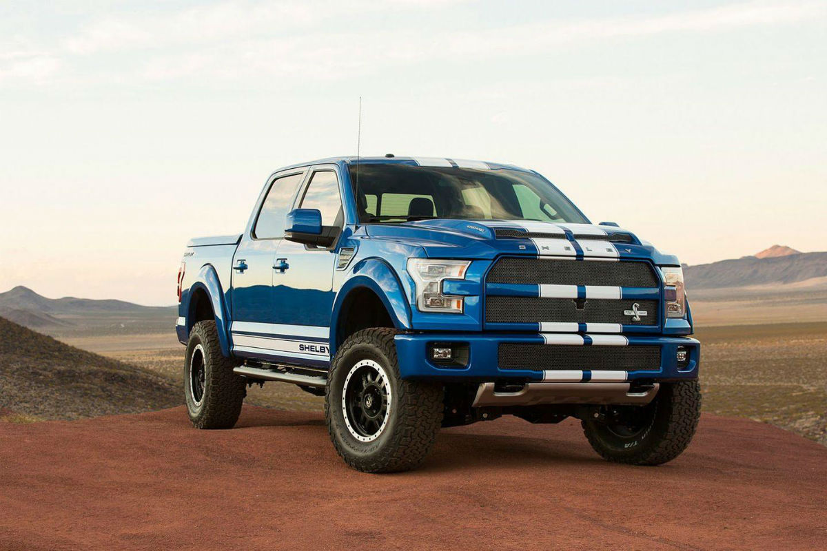 Shelby F-150 1
