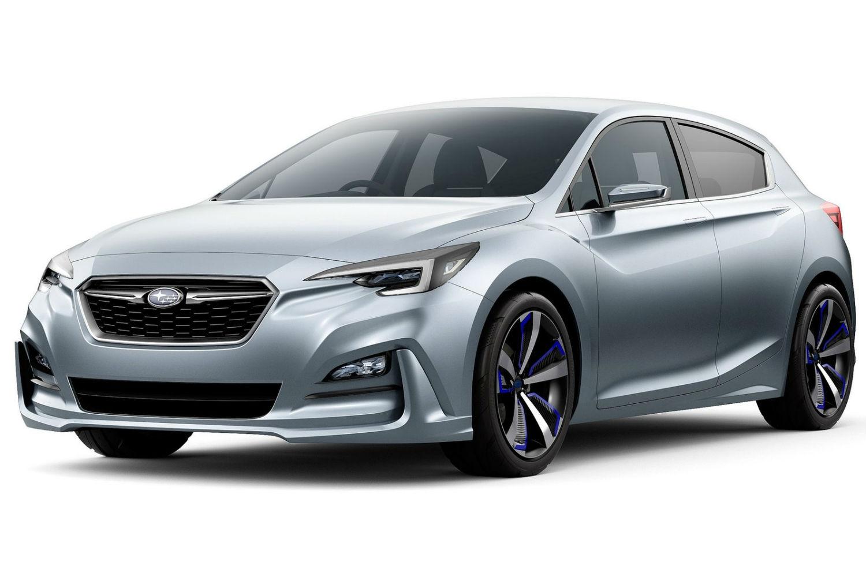 Subaru Impreza 5 Door Concept 1