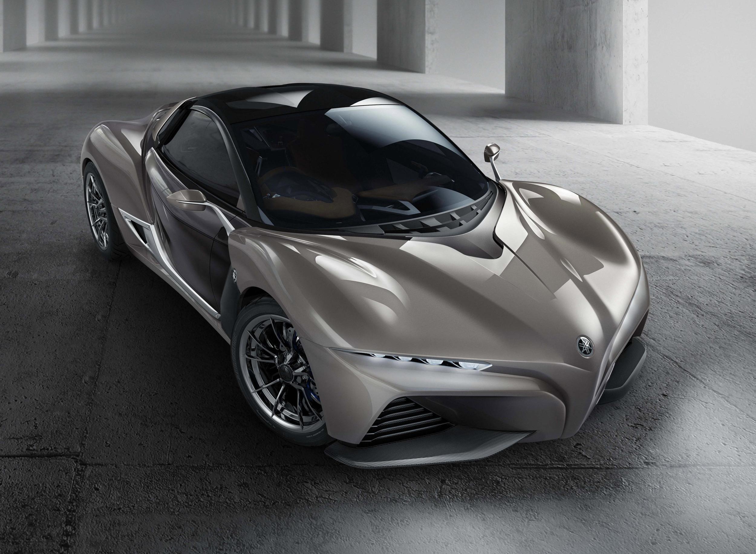Yamaha Sports Ride Concept 1