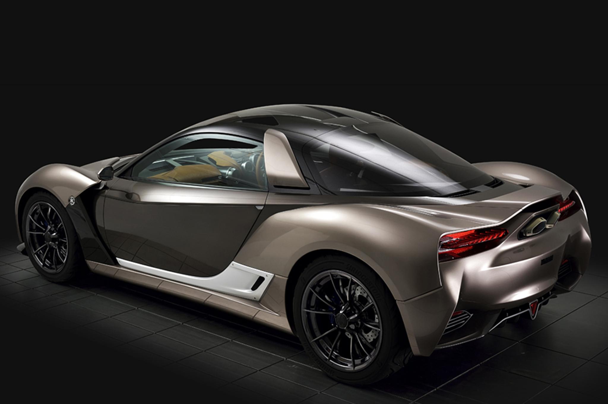 Yamaha Sports Ride Concept 2