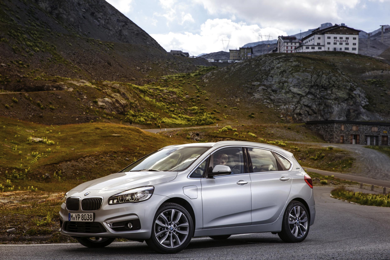 BMW Serie 2 Active Tourer 225xe 1