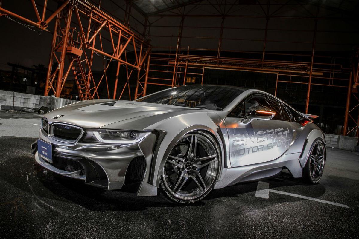 BMW i8 Cyber Edition 1
