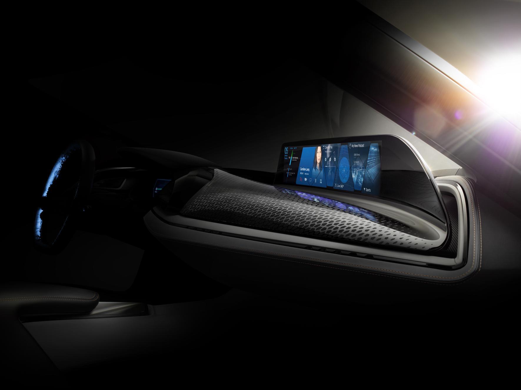 BMW anticipa el futuro en el CES de Las Vegas