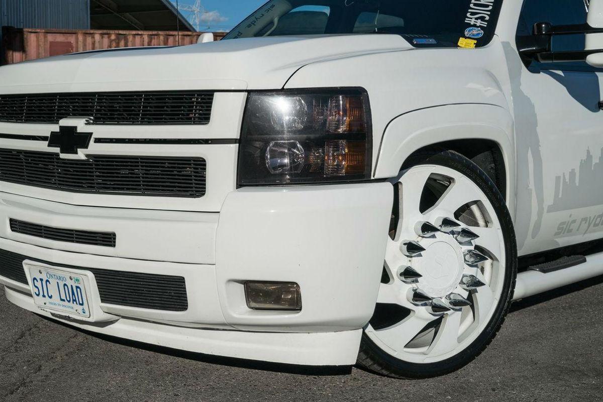 Chevrolet Silverado 3500HD 3