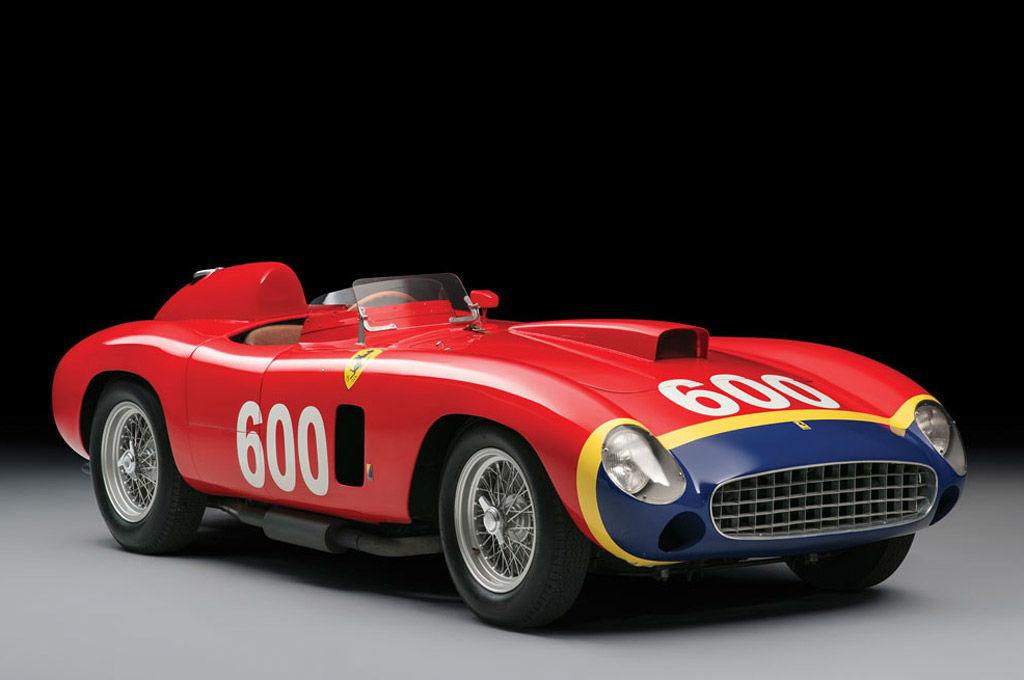 Ferrari 290 MM Scaglietti 1