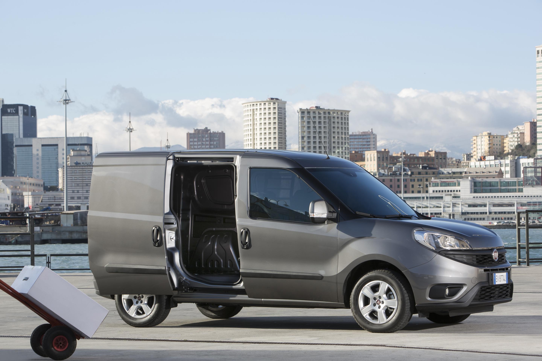 El Fiat Doblò, elegido como 'Light Van of the Year'