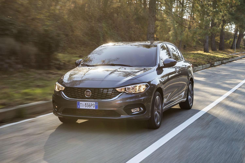 Fiat Tipo, la berlina que cuesta menos de 10.000 euros