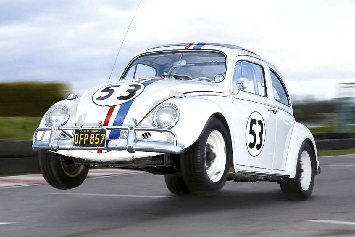 Herbie (el original) puede ser tuyo