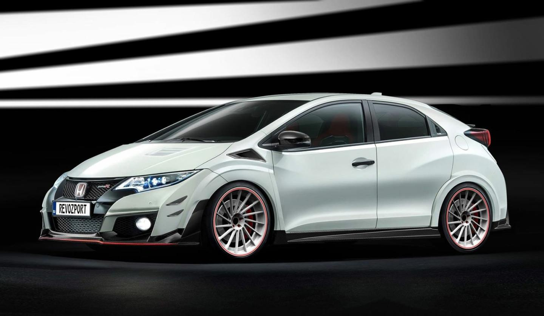 Honda Civic Type R Revozport 1
