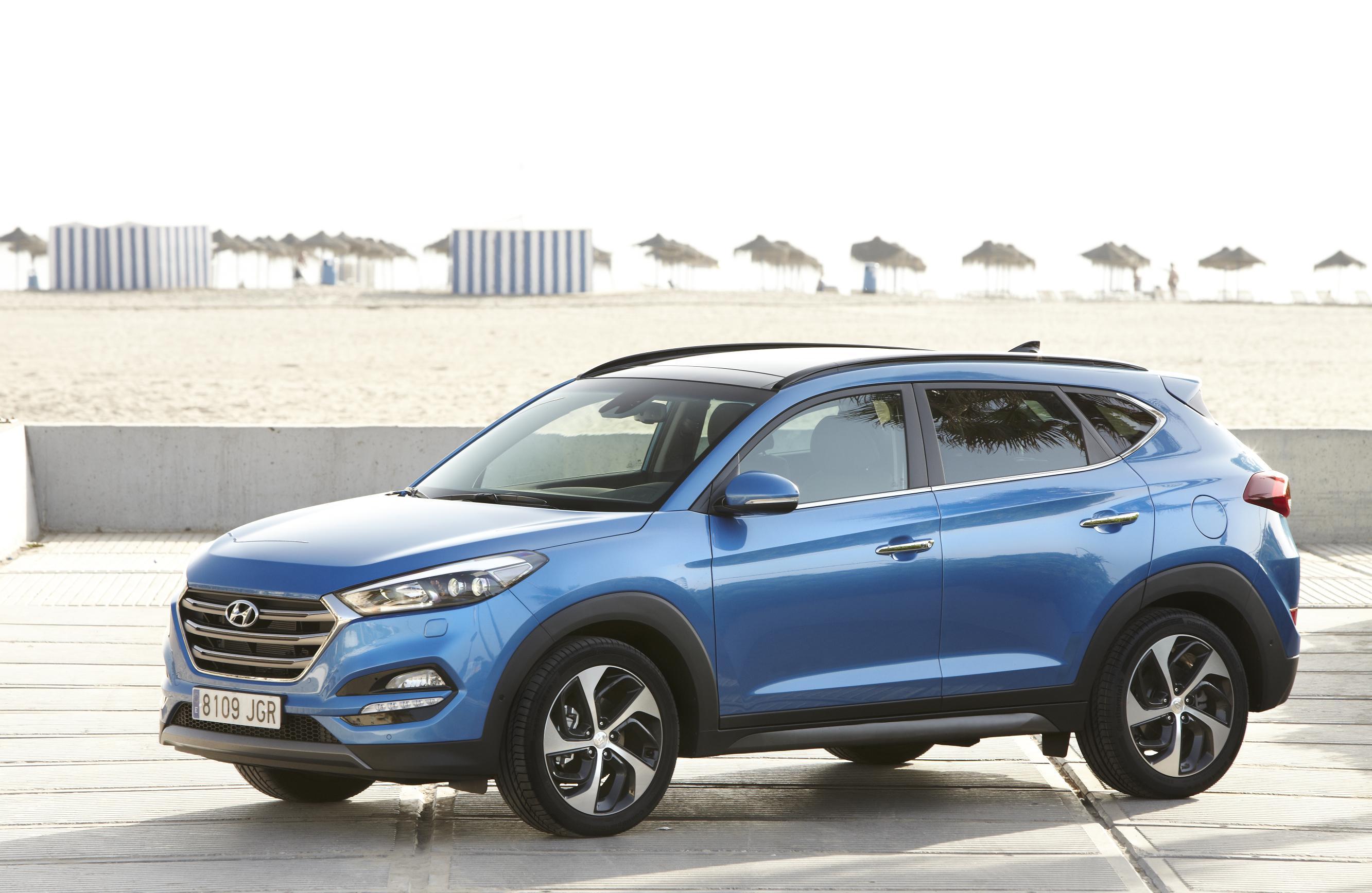 El Hyundai Tucson es el Coche del Año 2016