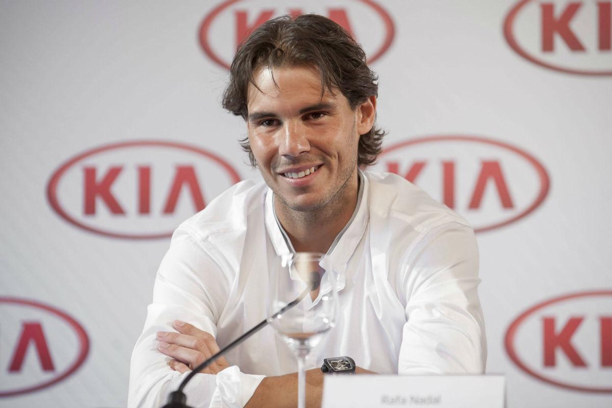 Kia Rafa Nadal 1