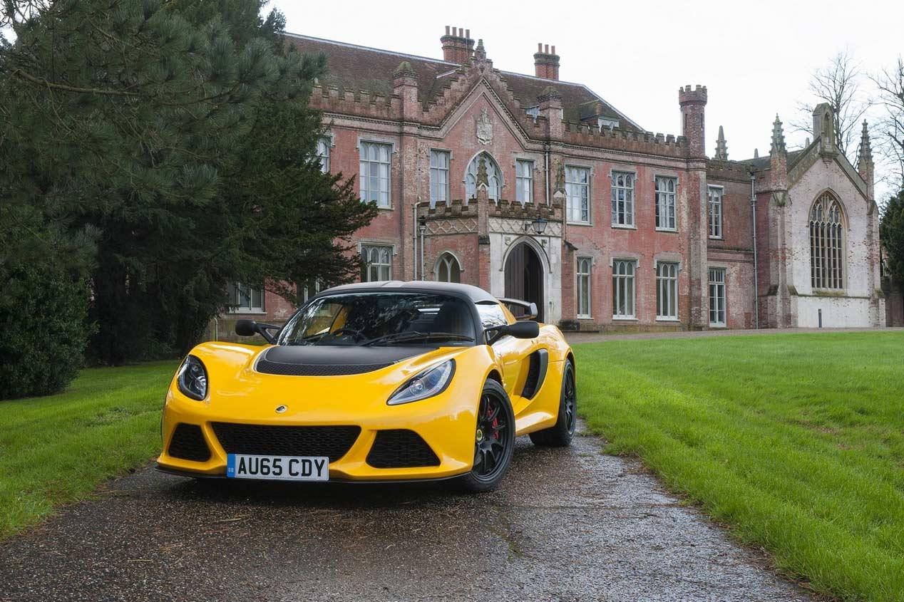 Lotus Exige Sport 350, de carreras por la calle