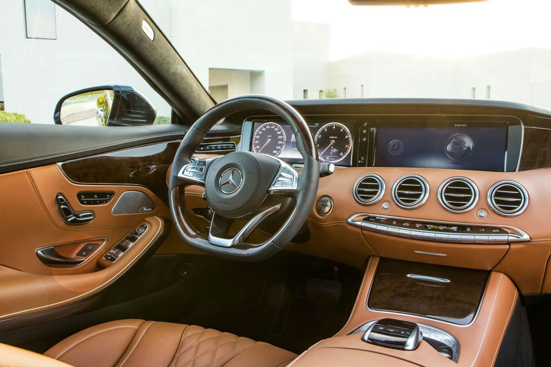 Mercedes Clase S 3