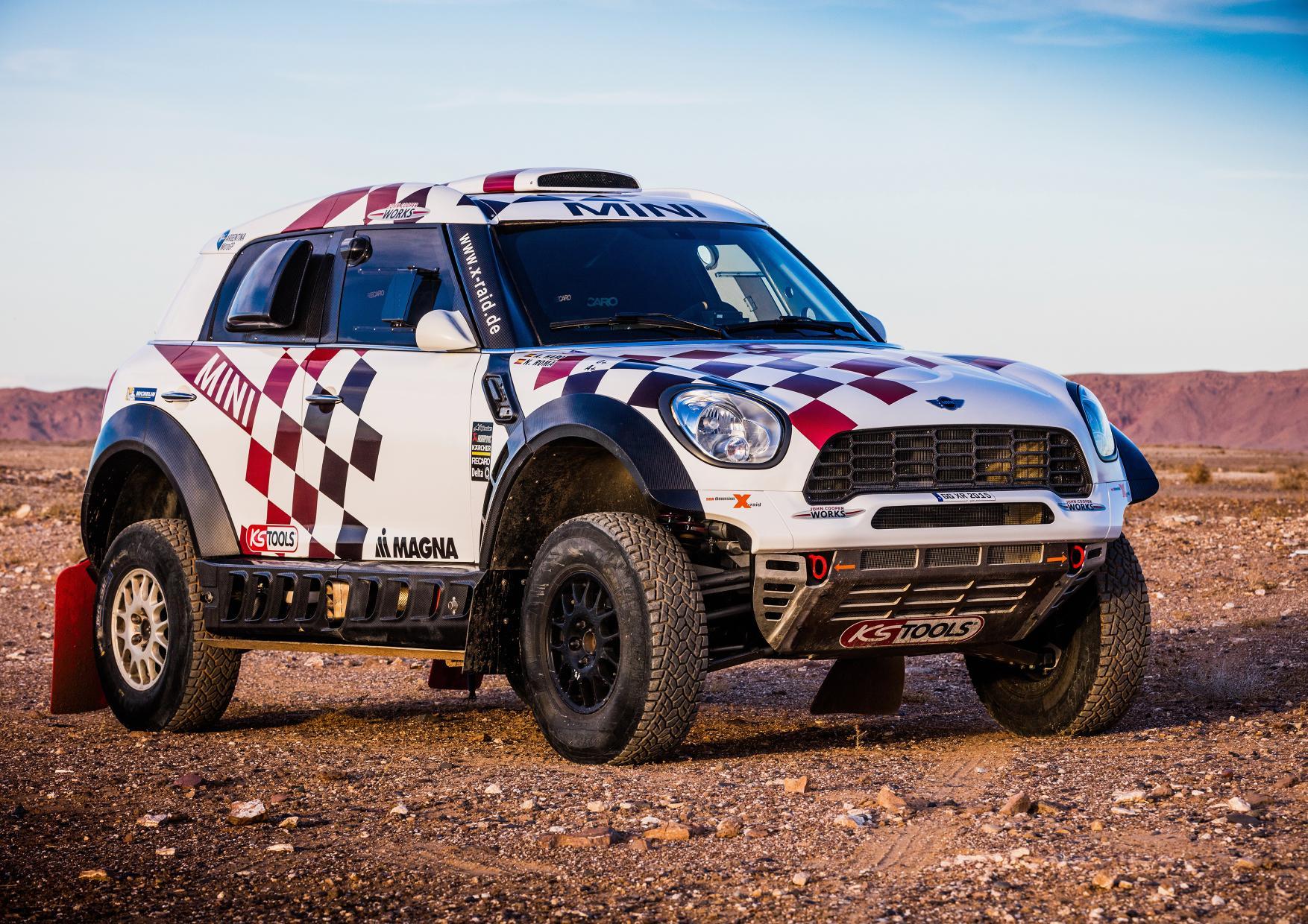 Mini Dakar 3