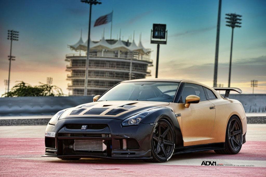 Nissan GT-R ADV 3