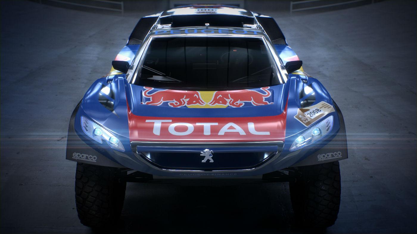 Peugeot 2008 DKR 2