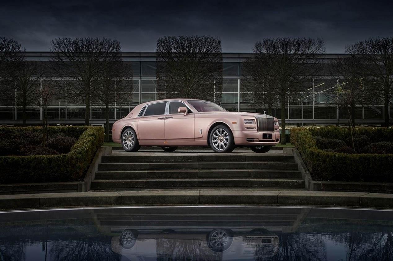 Rolls-Royce Sunrise Phantom 1