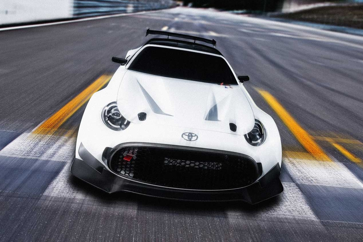 Toyota S FR Concept Racing 1